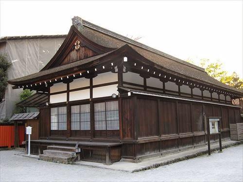 京都非公開文化財特別公開 下鴨神社