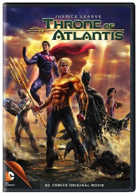 Justice League Throne of Atlantis (2015) WEB-DL + Subtitle