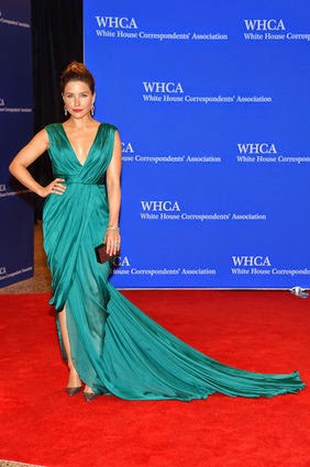 2015 White House Correspondents Dinner Red Carpet