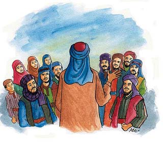 Biodata Nabi Idris,Biografi Nabi Idris