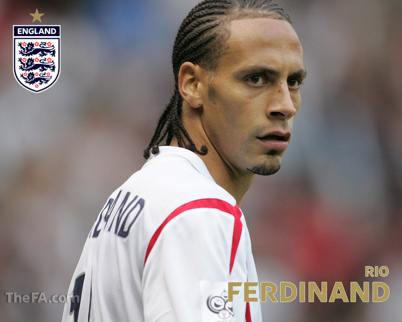 Sports and Players Rio Ferdinand