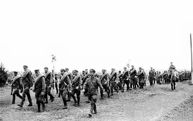 17 сентября 1939 . Вход Красной Армии в Польше