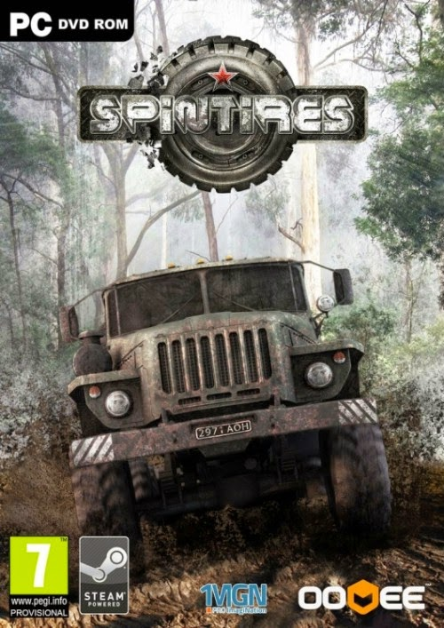 SpinTires 2014 Full Version Free Download Game