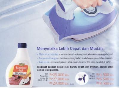 PowerMax Ironing Aid