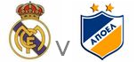 Real Madrid vs Apoel 5-2