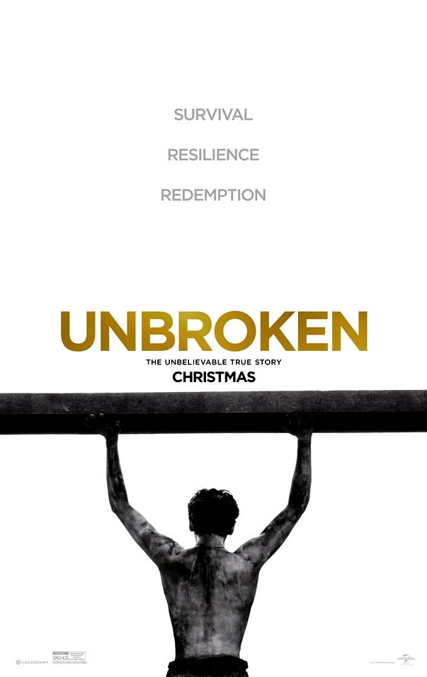 Póster: Unbroken