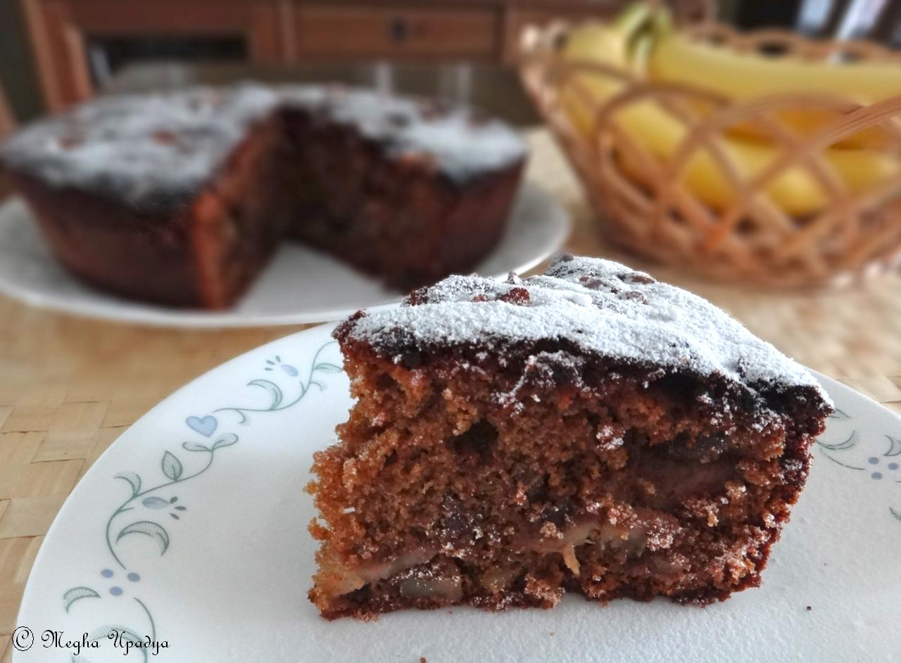 Banana And Walnut Cake Recipe Mary Berry