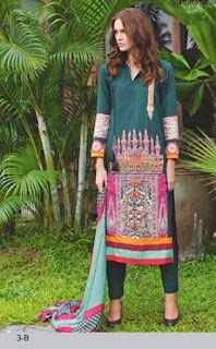 Firdous Heavy Embroidered Fall Dresses