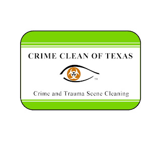 Crime Clean of Texas Crime Trauma Scene Cleaning Logo, Death Scene Cleaning San Antonio