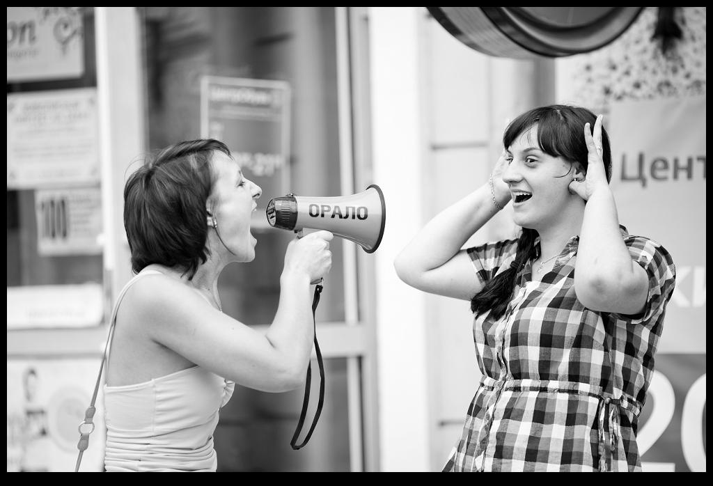 Портет фотографа…Настя и Маша...