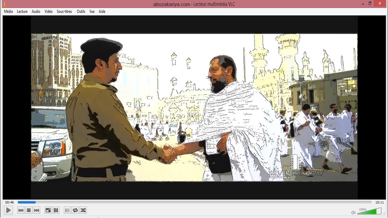 فيديو : إضافة تأثير الرسم على الفيديو -التقنية نت technt.net