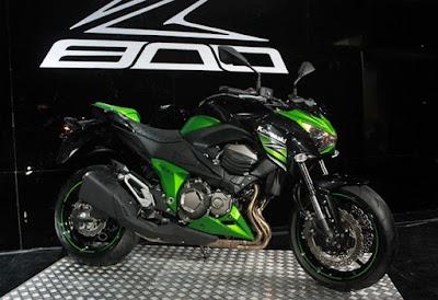 Harga Motor Terbaru Kawasaki Z800