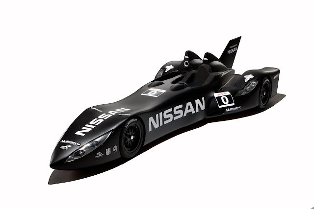 The unique Deltawing endurance racer
