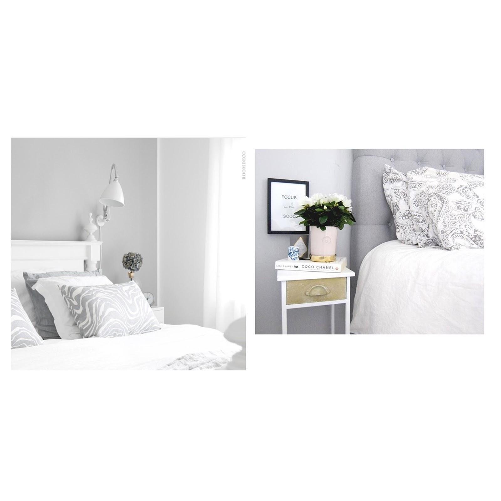 Vita drömmar och choklad: Nytt sovrum