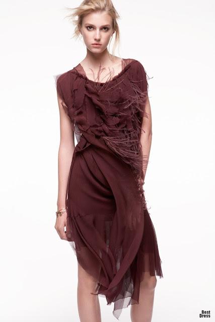Colección de vestidos Nina Ricci