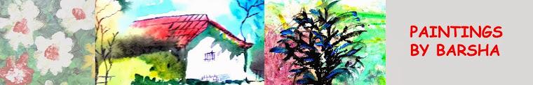 Barsha's painting