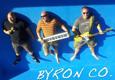 Byron Co. Ep sed 2013 grupo banda