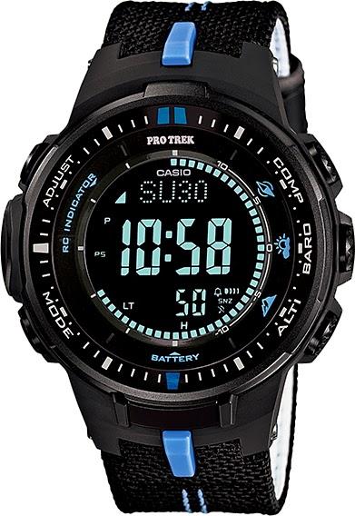 Protrek Casio PRW-3000B-1DR