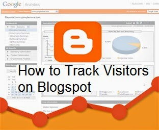 How to Track Visitors on Blogspot : eAskme