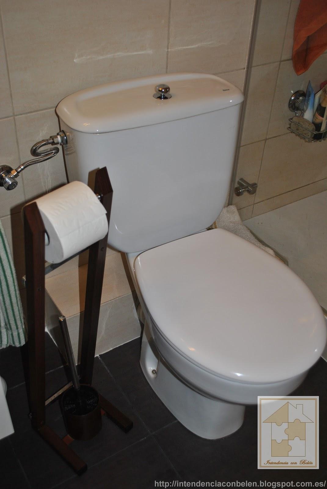 Intendencia con bel n limpiar la cal de nuestro wc - Como limpiar wc ...