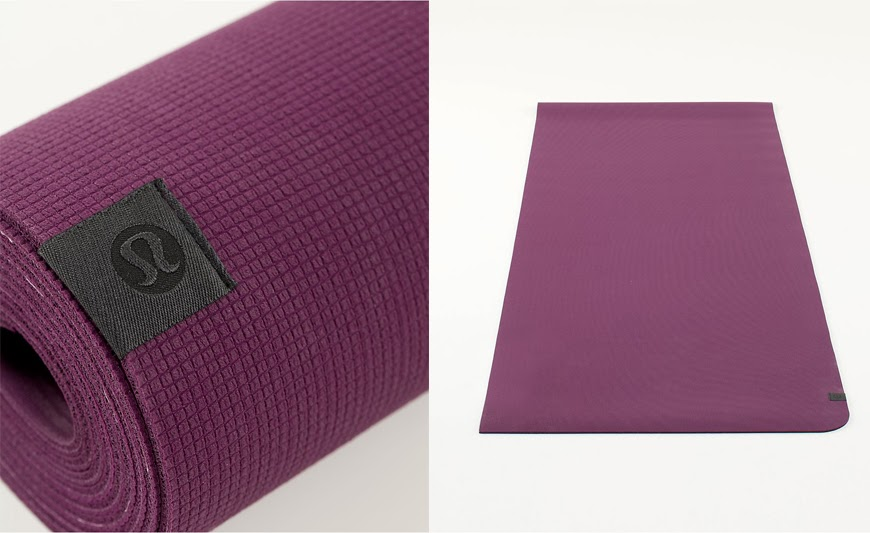 Lulu Lemon Pure Yoga Mat 3mm