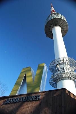 Beautiful Places In Korea N Seoul Tower World Fun Vacation