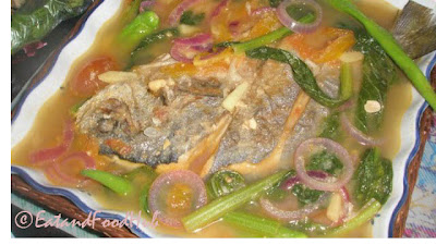 Eat and food hub pompano sinigang sa miso on a cold weather for Pompano fish recipes