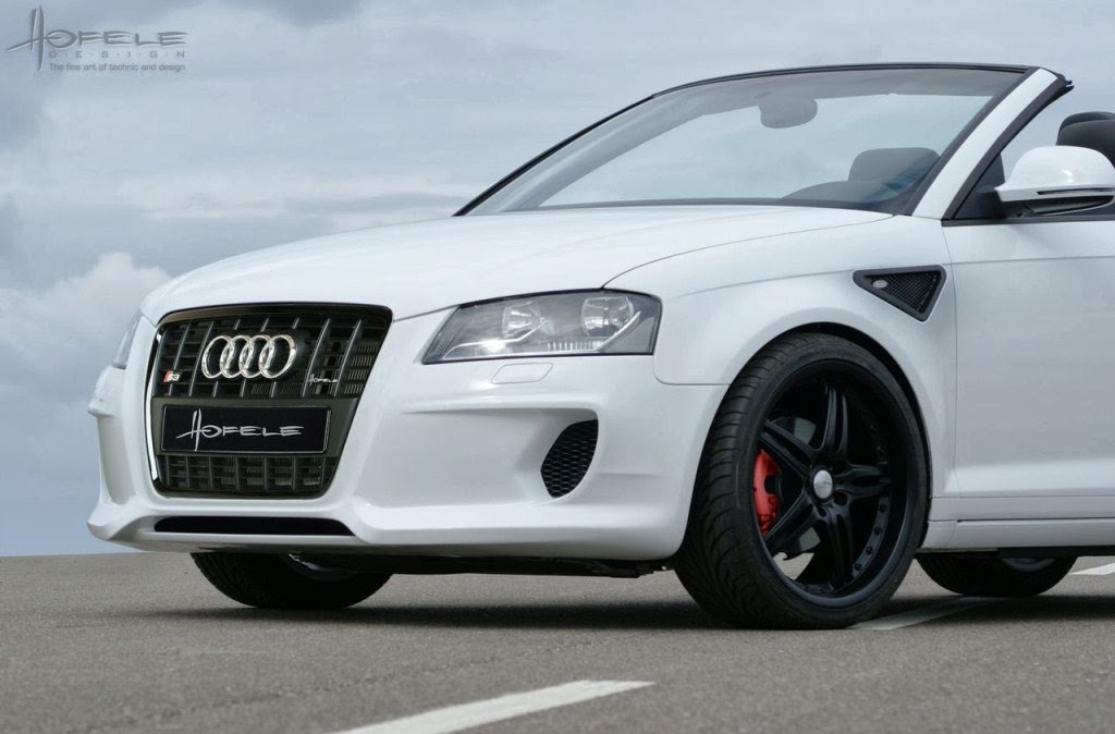 Audi A3 Cabriolet Car Picture