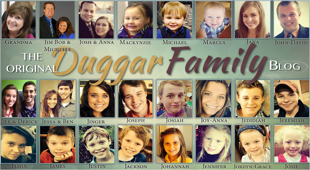 Duggar Family Blog: Updates and Pictures Jim Bob and Michelle Duggar 19 Kids and Counting TLC