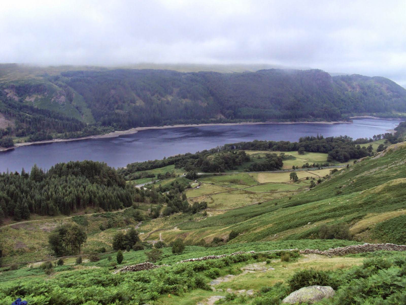 Lake District, Lake Thirlmere