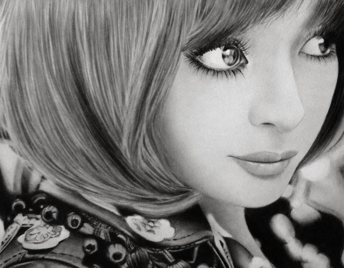 11-Artist-Ken-Lee-aka-KLSADAKO-Hyper-Realistic-Charcoal-Portraits-www-designstack-co