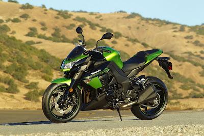 2011 Kawasaki Z1000 Pictures