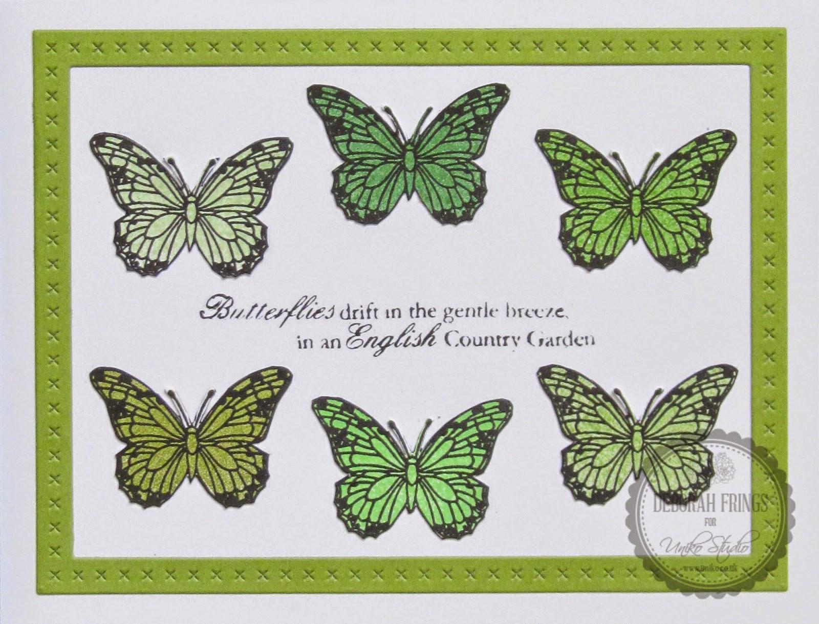 Butterflies - photo by Deborah Frings - Deborah's Gems