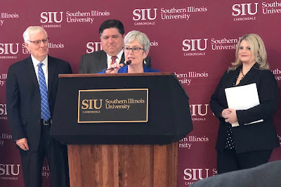 UIS-developed Child Protection Training Academy  to be replicated in southern Illinois