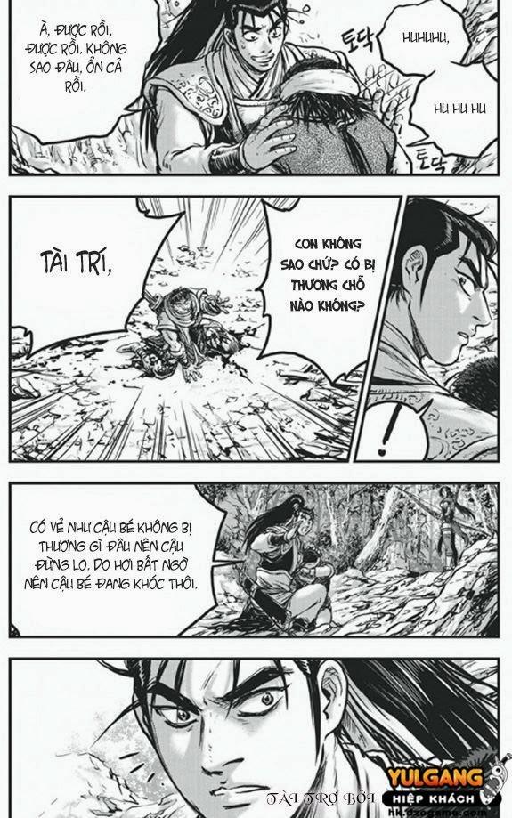 Hiệp Khách Giang Hồ trang 30
