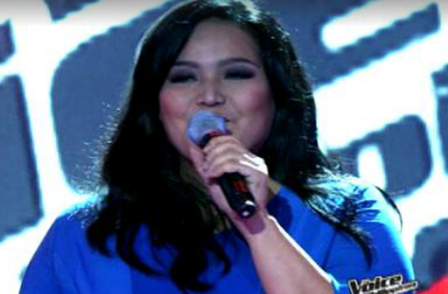Radha Tinsay of Kulay Joins The Voice of the Philippines