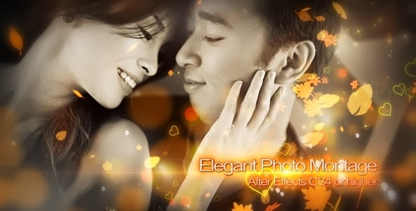 VideoHive Elegant Photo Montage