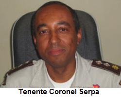 Tenente Coronel Serpa