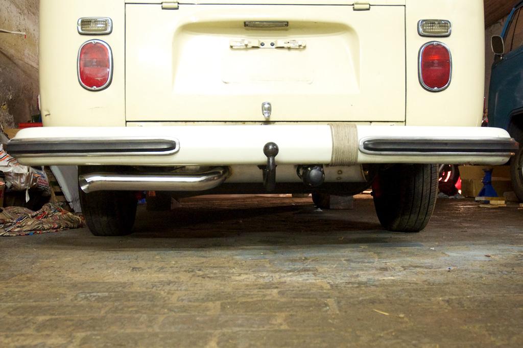 Aircooled garage dachtr ger t rpappen for Garage volkswagen flers