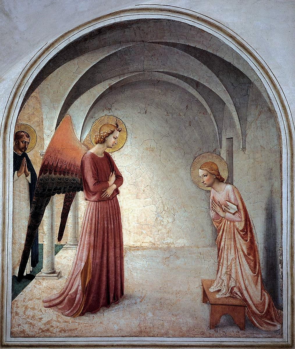 The Joyful Mysteries – The Annunciation, Part VI: The Annunciation Witnessed