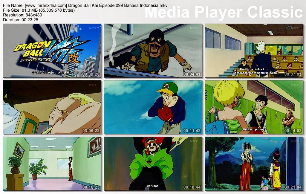 Download Film / Anime Dragon Ball Kai Episode 99 (Tujuh Tahun Kemudian! Mulai Hari Ini Gohan Menjadi Murid SMA) Bahasa Indonesia