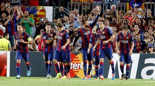 Barcelona Dalam Tekanan Di La Liga