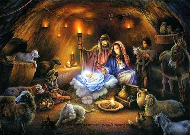 Τα φαγητά της γιαγιάς, σας εύχονται: Καλά Χριστούγεννα και Χρόνια Πολλά με Αγάπη και Ειρήνη!