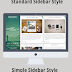New Elegant Blog and Portfolio HTML Template