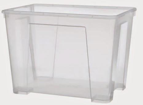 La kambusa di mamma cocci come fare delle belle foto per il mio blog - Ikea scatole plastica trasparente ...