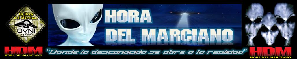 ..::: HORA DEL MARCIANO :::...
