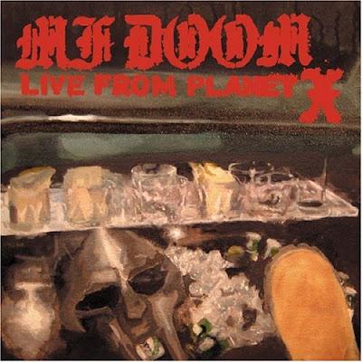 MF DOOM – Live From Planet X (CD) (2005) (FLAC + 320 kbps)