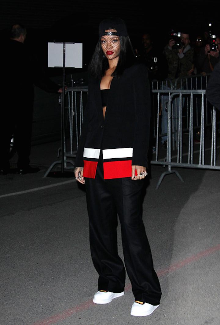 Rihanna x Givenchy PF 2014 x Riccardo Tisci for Nike