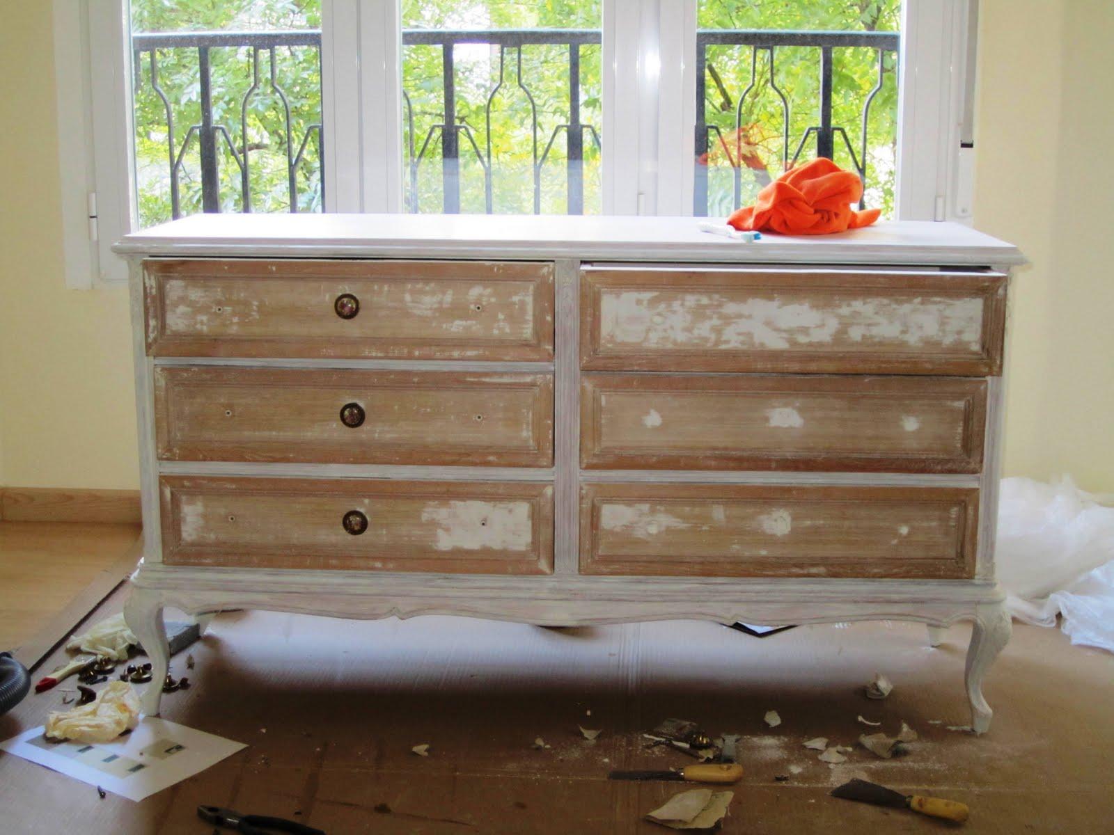 Naifandtastic decoraci n craft hecho a mano - Comodas segunda mano ...