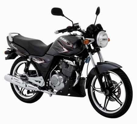 Suzuki New Thunder 125